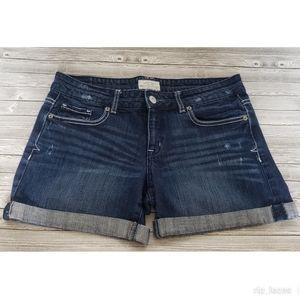 4 for $25 aeropostale denim jean shorts